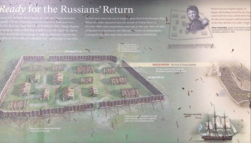 На Аляске обнаружили последний форт тлинкитов времён русско-индейской войны