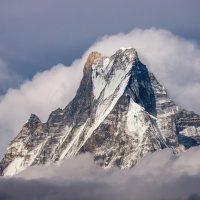 Мачапучаре: запретная вершина Непала
