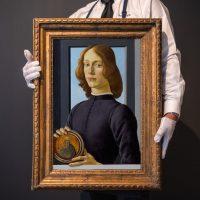 Работа Сандро Боттичелли стала самой дорогой картиной Ренессанса