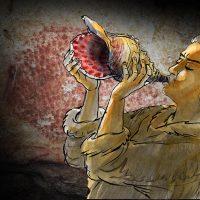 Морская раковина пещеры Марсулас – древнейший духовой инструмент