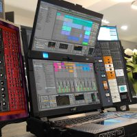 Aurora 7: ноутбук с 7 дисплеями от Expanscape