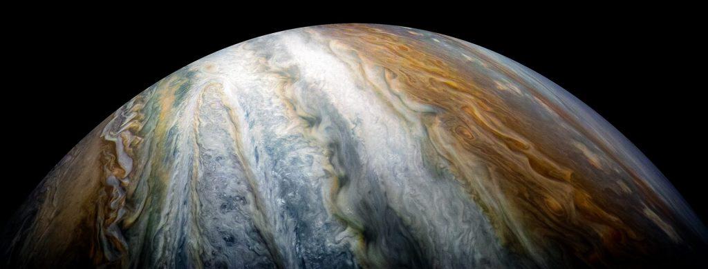 Учёные впервые измерили скорость ветра в стратосфере Юпитера