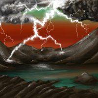 Древние молнии могли стать искрой, необходимой для зарождения жизни на Земле