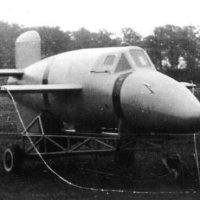Bachem Ba 349 Natter — одноразовый реактивный самолет
