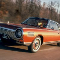 Chrysler Turbine Car — автомобиль с газотурбинным двигателем