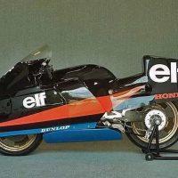 Экспериментальные спортивные мотоциклы компании Elf (1977-1988)