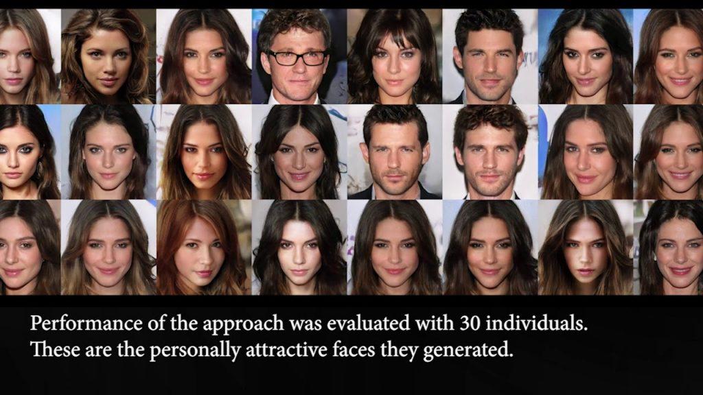 Нейросеть научилась определять индивидуальные критерии привлекательности людей