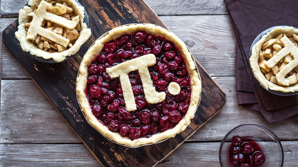 14 марта: Международный день числа π