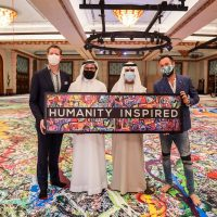 The Journey of Humanity: самую большую картину в мире продали за $62 000 000