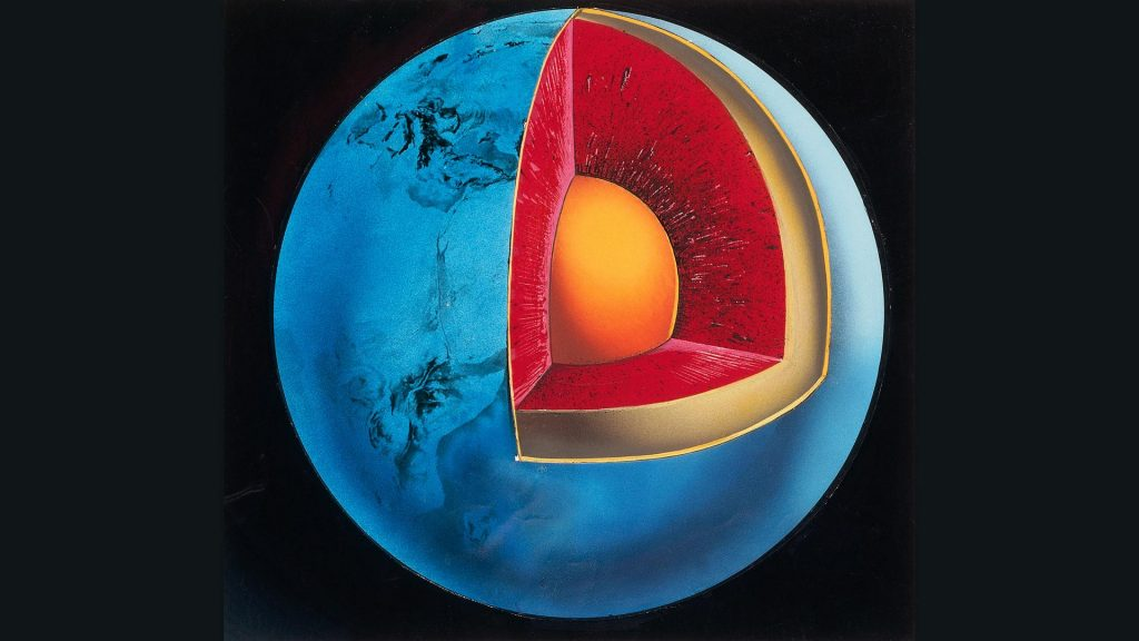 Метеорит Erg Chech 002: осколок погибшей протопланеты