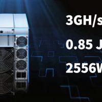Antminer E9 от Bitmain способен заменить 32 GeForce RTX 3080