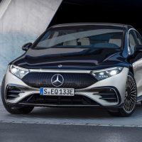 Mercedes EQS — премиальный наследник S-класса
