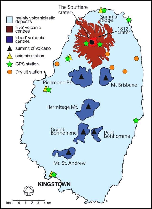 Смертельная репутация вулкана Суфриер