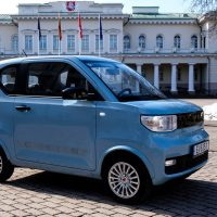 Самый дешевый электромобиль добрался до Европы — Freze Nikrob