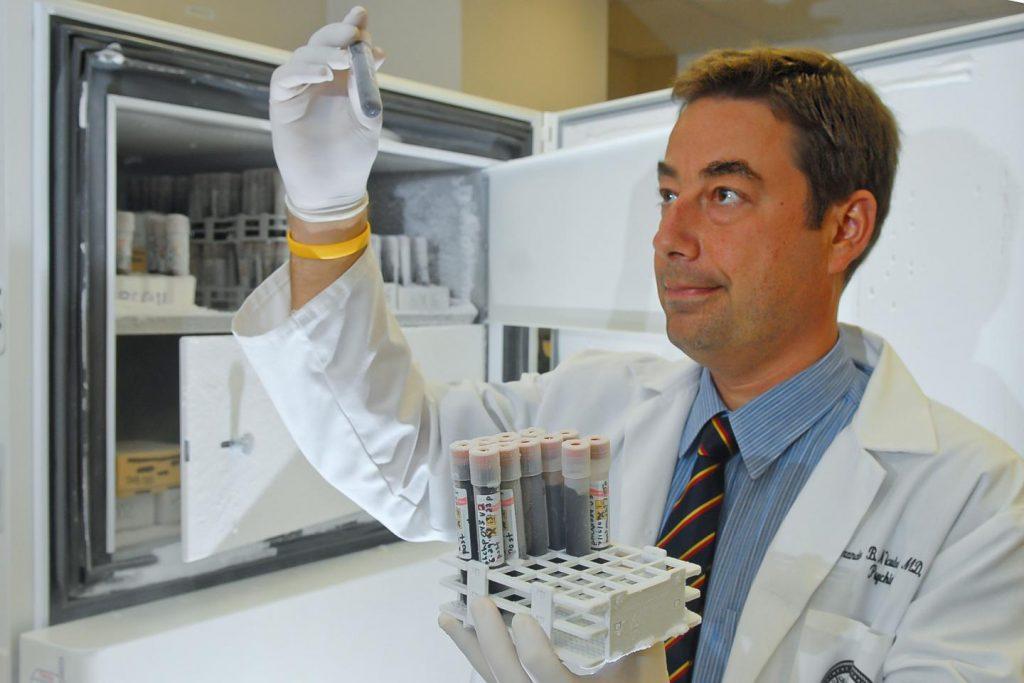 Учёные разработали анализ крови на выявление психических расстройств