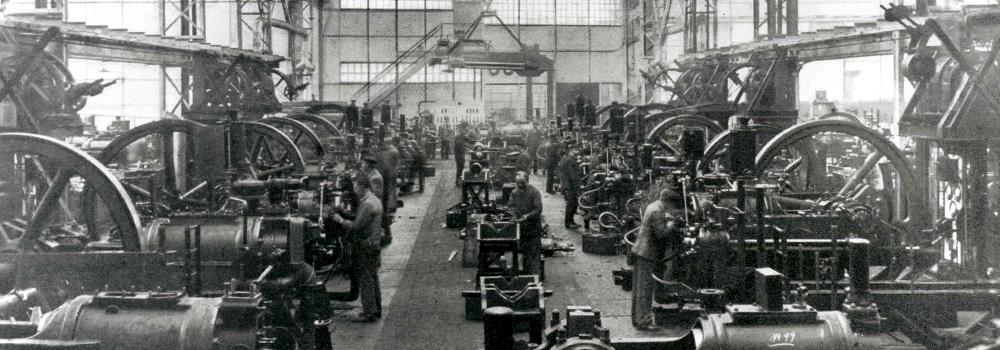 Deutz AG: история первого в мире производителя ДВС
