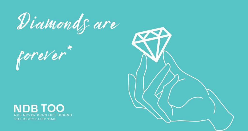 NBD: «вечная» изотопно-алмазная батарея