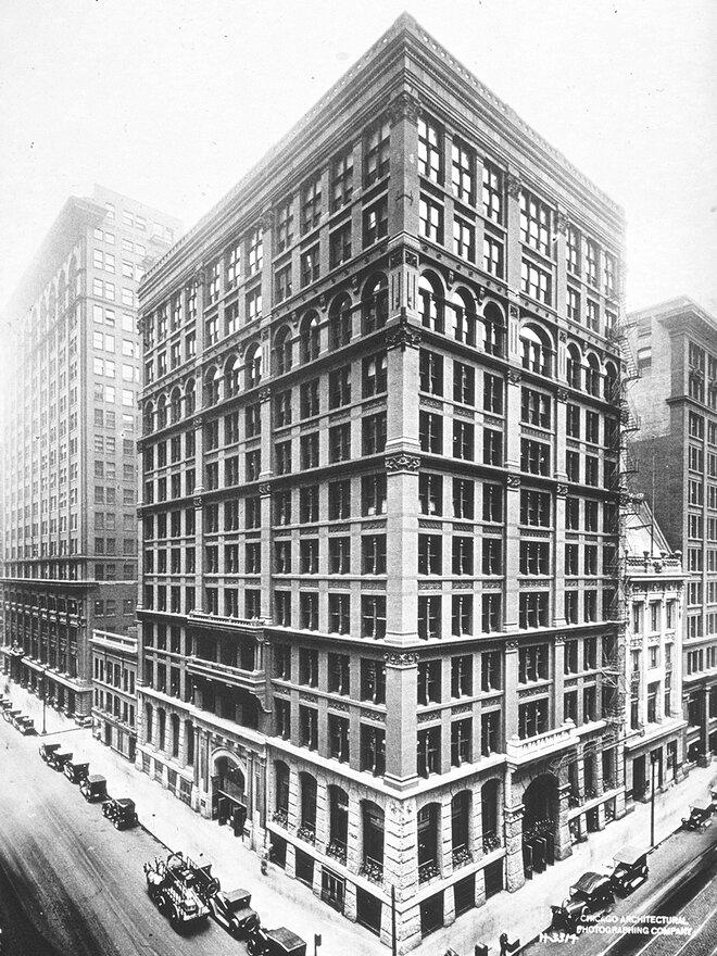 Хоум-иншуранс-билдинг: история первого небоскрёба в мире