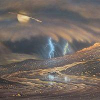 Как выглядит дождь на других объектах Солнечной системы