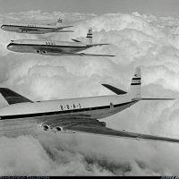 De Havilland Comet — первый реактивный пассажирский лайнер