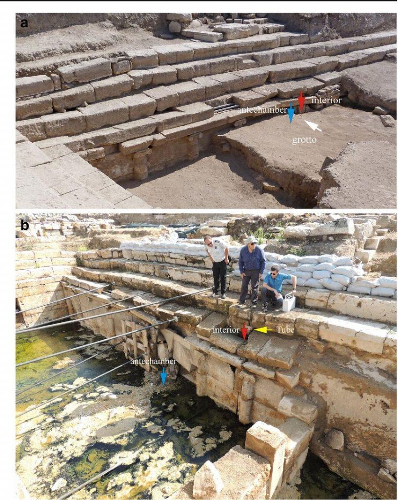 Древнеримские «врата ада»: тайна смертоносной пещеры Иераполиса