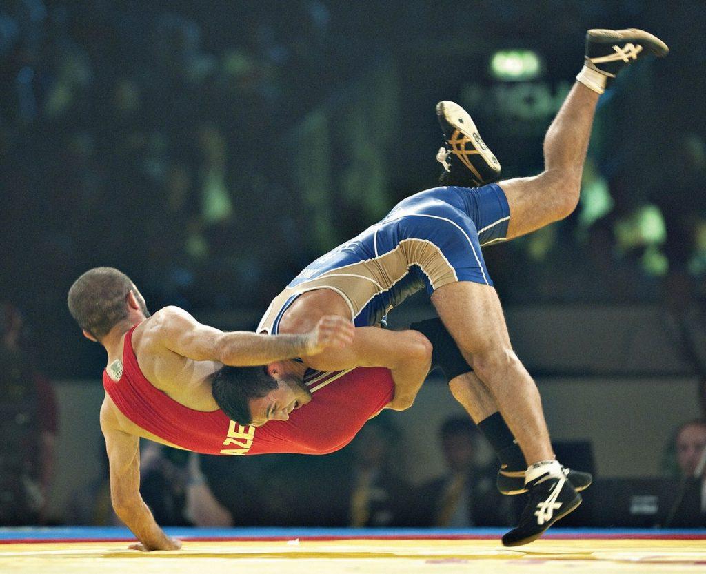 23 мая – Международный день спортивной борьбы
