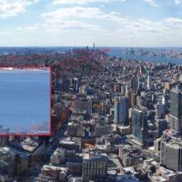 Панорамное фото Нью-Йорка рекордного размера