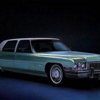 Расход топлива американских автомобилей 1970-х годов