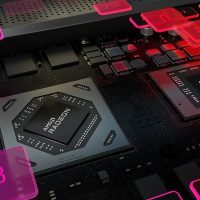 AMD представила серию мобильных видеокарт Radeon RX 6000M