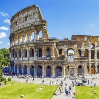 Колизей впервые открыл свои подземелья для широкой публики