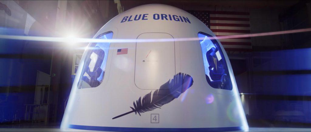 $28 млн за полёт в космос в компании Джеффа Безоса