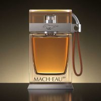 FordMach-Eau: парфюм с ароматом бензина, резины и нового салона