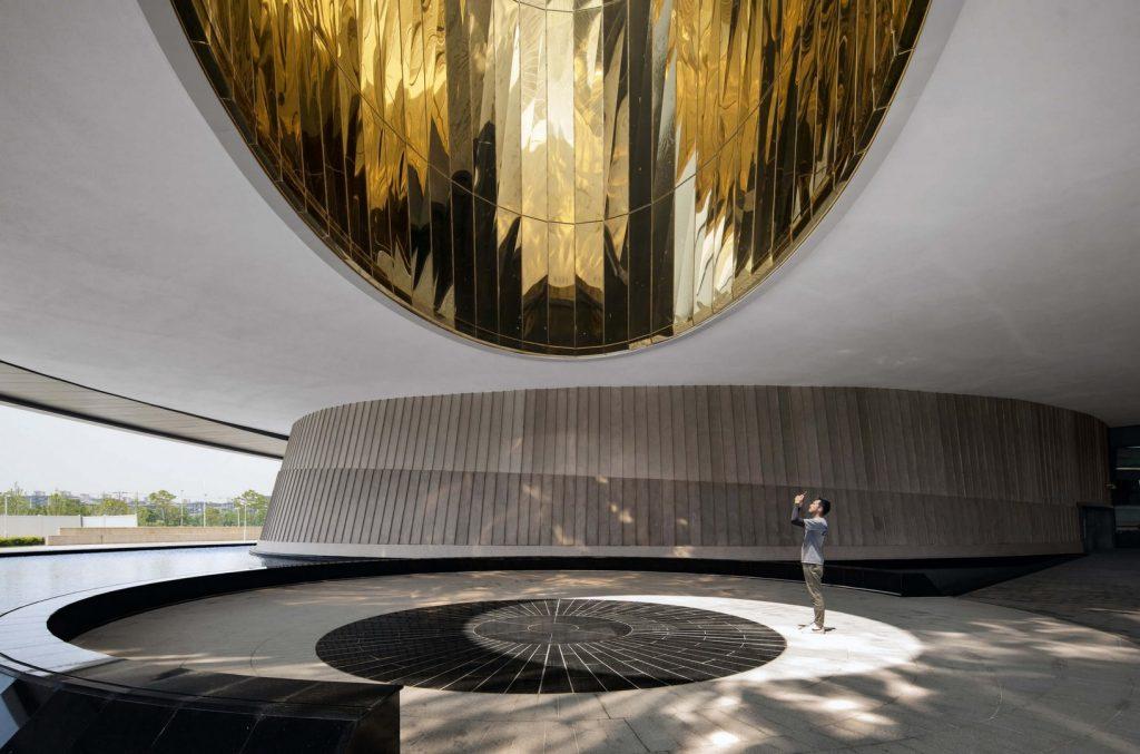 Крупнейший в мире астрономический музей в Шанхае