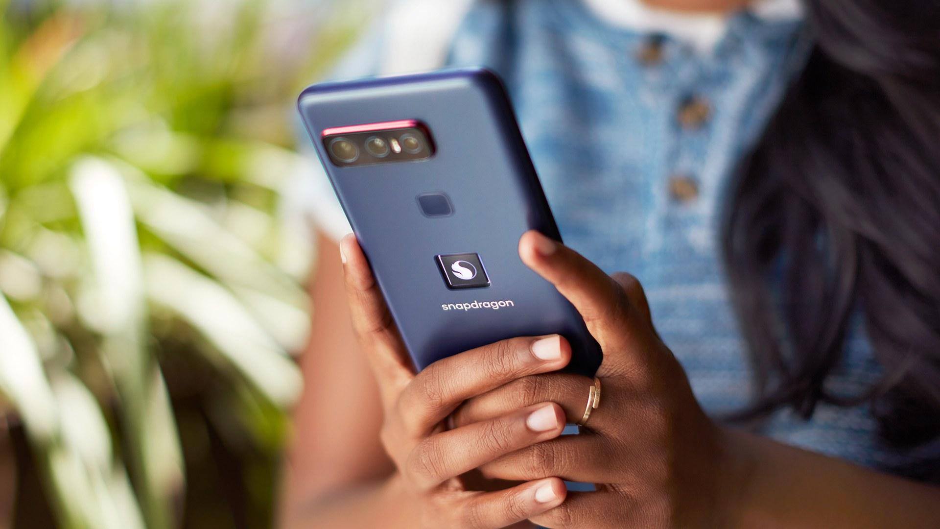 Smartphone for Snapdragon Insiders: первый смартфон Qualcomm