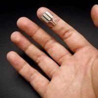 Энергия на кончиках ваших пальцев