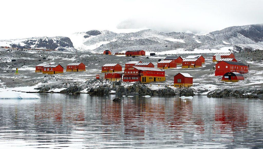 ВМО подтвердила новый температурный рекорд в Антарктиде