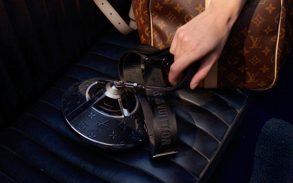 Horizon Light Up – портативная колонка от Louis Vuitton