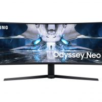 Samsung Odyssey Neo G9: инновационный игровой монитор