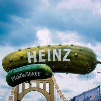 Picklesburgh: фестиваль маринованных огурцов в Питтсбурге