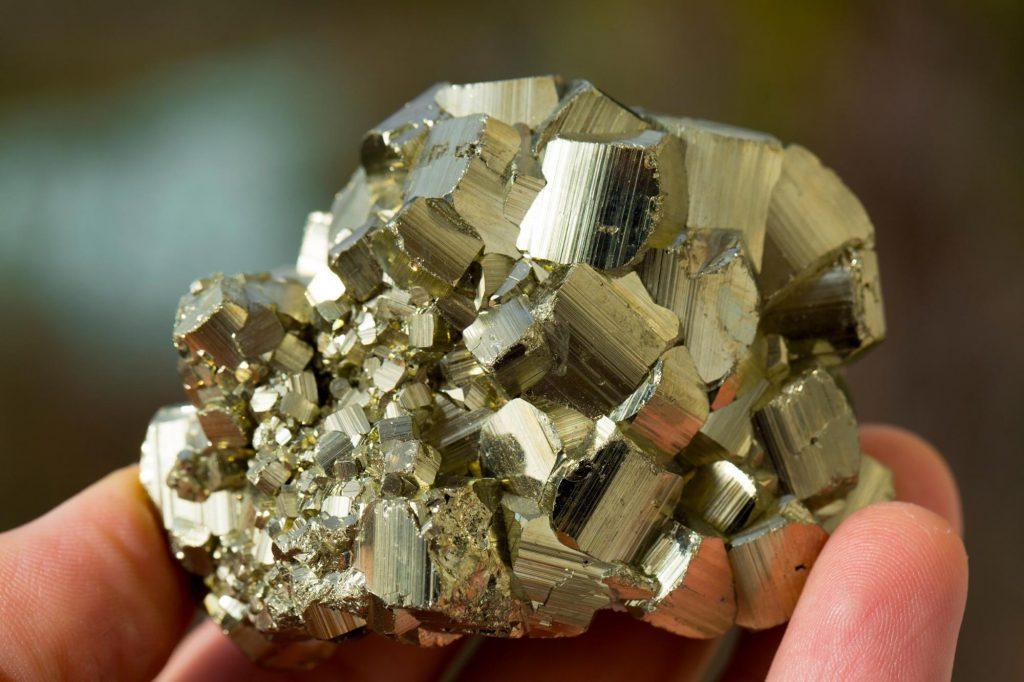 Пирит: в золоте дураков нашли настоящее золото