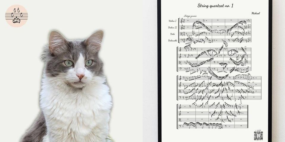 Sympawnies: композитор создаёт музыкальные портреты питомцев