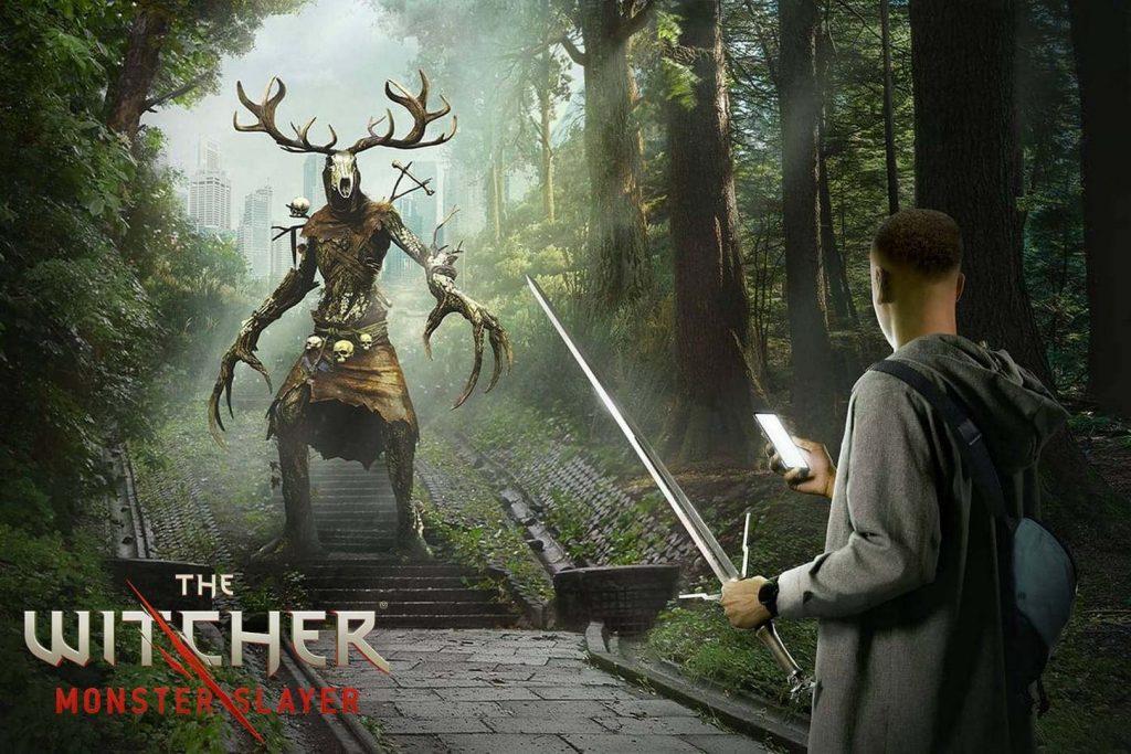 The Witcher: Monster Slayer – Pokémon Go во вселенной Ведьмака
