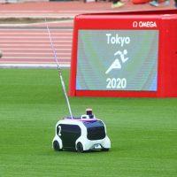 Олимпийские технологии: робот полевой поддержки FSR