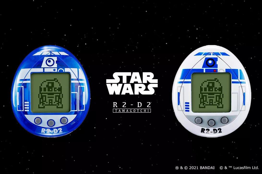 R2-D2 Tamagotchi: Disneyи Bandaiвыпустят карманного дроида