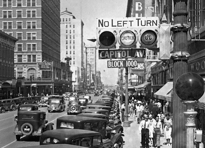 5 августа: Международный день светофора