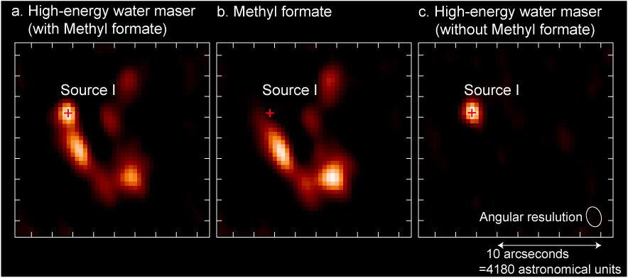 Невидимые цвета: как радиоизлучение помогает исследовать космос