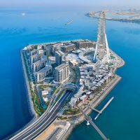 Ain Dubai: самое большое колесо обозрения в мире