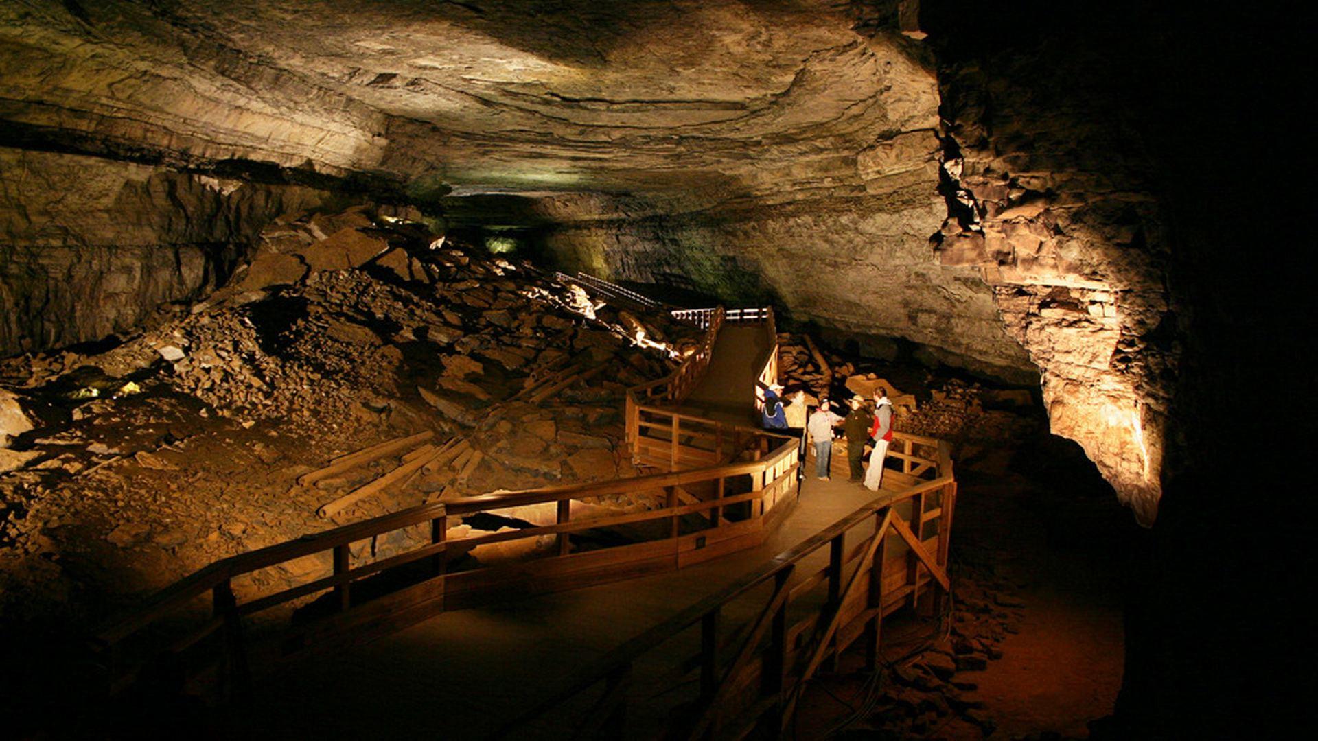 Мамонтова пещера стала ещё длиннее