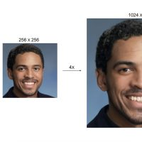 Google представила технологии масштабирования изображений на базе диффузионных моделей