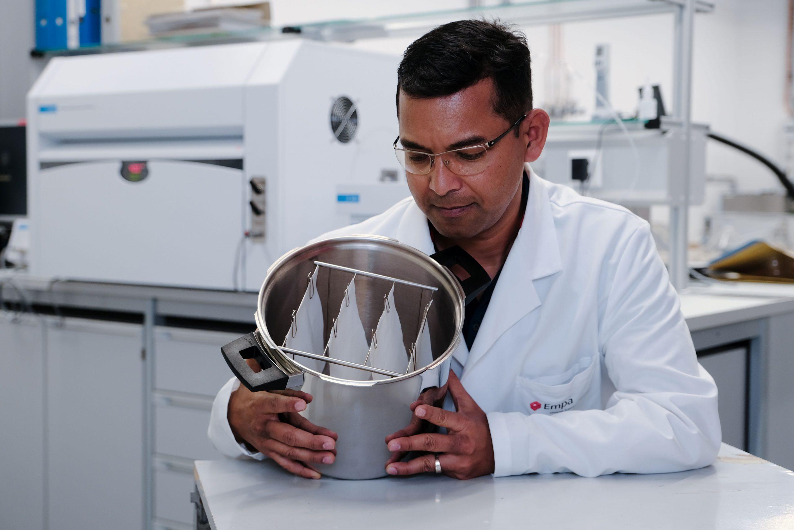 Учёные создали огнестойкую хлопчатобумажную ткань без формальдегида